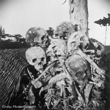 Gods' Hollow Journal, January 24, 1890:Death
